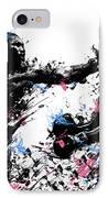 Joe Frazier IPhone Case by Bekim Art