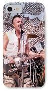 Joe Strummer IPhone Case by David Plastik