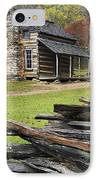 John Oliver Cabin - D000352 IPhone Case by Daniel Dempster