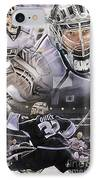 Jonathan Quick Collage IPhone Case
