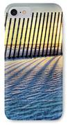 Jones Beach IPhone Case by JC Findley