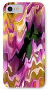 Jowey Gipsy Abstract IPhone Case by J McCombie