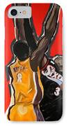 Jumpball IPhone Case
