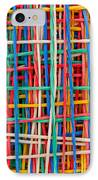 Just Strings Attached II IPhone Case by Shawn Hempel