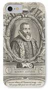 Justus Lipsius, Belgian Scholar IPhone Case by Photo Researchers