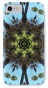Kaleidoscope Palms IPhone Case