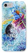 Kayak Crush IPhone Case by Hanne Lore Koehler