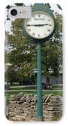 Kentucky Horse Park IPhone Case by Roger Potts