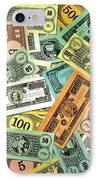 Kid Cash IPhone Case
