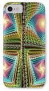 Knitting IPhone Case by Anastasiya Malakhova