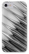 Knives I IPhone Case by Natalie Kinnear