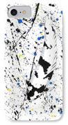Koi Gin Rin Splash IPhone Case