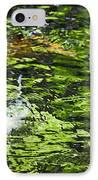 Koi Pond IPhone Case by Christi Kraft