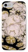Lace IPhone Case by Elizabeth McTaggart