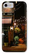 Lagers And Ales IPhone Case