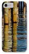 Lake Tahoe Reflection IPhone Case