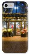 Lambert's At Faneuil Hall IPhone Case