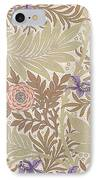 Larkspur Design IPhone Case
