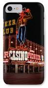 Las Vegas 1983 IPhone Case