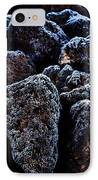 Lavafrost IPhone Case by Benjamin Yeager