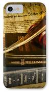 Lawyer - The Constitutional Lawyer IPhone Case