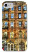 Led Zeppelin Physical Graffiti Building In Color IPhone Case