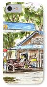 Leipers Fork Market IPhone Case