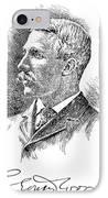 Leonard Wood (1860-1927) IPhone Case