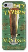 Leonetti's Tavern IPhone Case by Debbie DeWitt