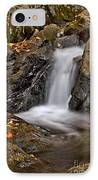 Lepetit Waterfall IPhone Case by Susan Candelario
