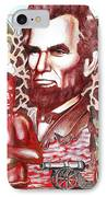 Liberty Red IPhone Case by Jamie Jonas