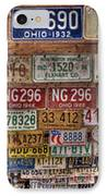 License To Drive IPhone Case