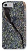 Lichen On Granite IPhone Case by Heiko Koehrer-Wagner