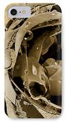 Life II IPhone Case by Yanni Theodorou
