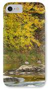 Life On The River IPhone Case by Bill Wakeley