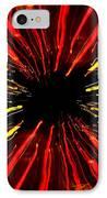 Light Fantastic 01 IPhone Case