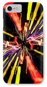 Light Fantastic 04 IPhone Case