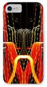 Light Fantastic 13 IPhone Case by Natalie Kinnear