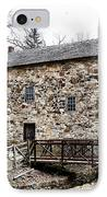 Lightfoot Mill At Anselma Chester County IPhone Case