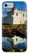 Lighthouse IPhone Case by Marco Oliveira