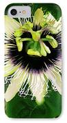 Lilikoi Flower IPhone Case by James Temple