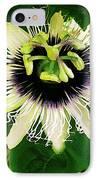 Lilikoi Flower IPhone Case