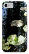 Lilly Pad Reflection IPhone Case