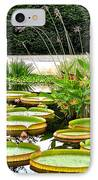 Lily Pad Garden IPhone Case