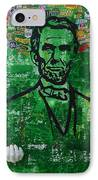 Lincoln- Texas IPhone Case