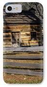 Lincoln's Boyhood Home IPhone Case by Mark Bowmer