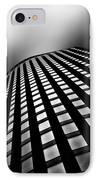Lines Of Learning IPhone Case by Dave Bowman
