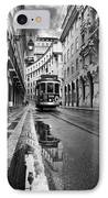 Lisbon IPhone Case by Jorge Maia