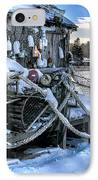 Lobster Shack At Cape Neddick  IPhone Case by Thomas Schoeller