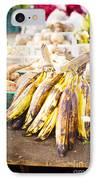 Local Asian Market IPhone Case by Tuimages